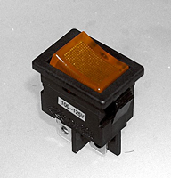 GRB Series Miniature Rocker Switches (GRB073)