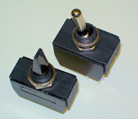 GTS Series Sealed Toggle Switches - 2