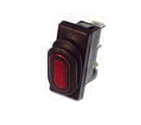 GRB Series Sealed Rocker Switches - (GRB070)