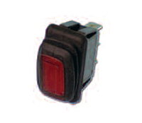 GRB Series Sealed Rocker Switches - (GRB238)