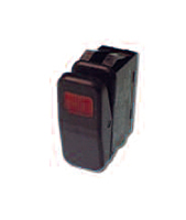 GRB Series Sealed Rocker Switches - (GRB258)