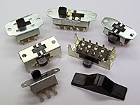 Miniature Slide Switches