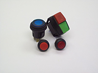 GPB Series Sealed Pushbutton Switches
