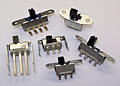 Micro Miniature Slide Switches