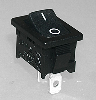 GRB Series Miniature Rocker Switch (GRB066)