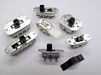 Top Actuated Maintained Slide Switches