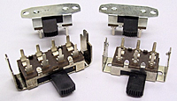 Side Actuated Slide Switches
