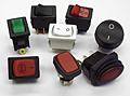 Miniature Rocker Switches